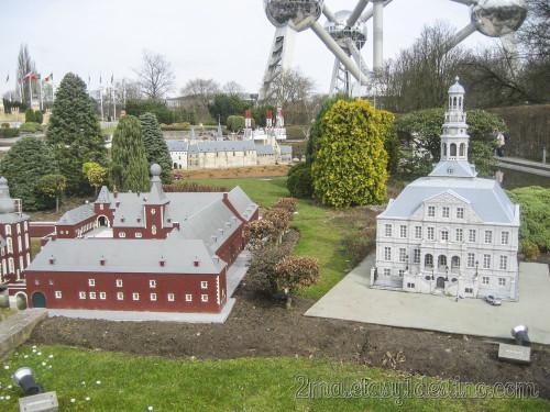 Maastricht y Hoensbroeck - Mini Europe