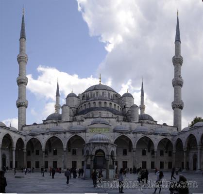 Mezquita Azul - Estambul - Turquía