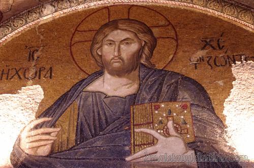 Mosaico San Salvador de Chora - Estambul