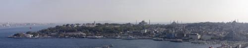 Panorámica Cuerno de Oro - Estambul