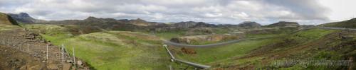 Panorámica Islandia