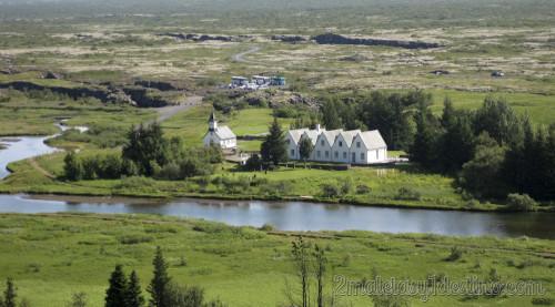 Pueblo e Iglesia de Skálholt