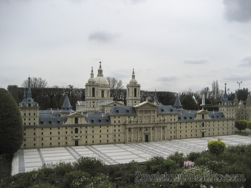 Santiago de Compostela - Mini Europe