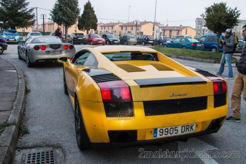 Trasera Lamborghini Gallardo