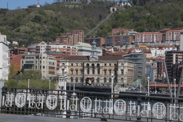 Ayuntamiento de Bilbao y Funicular Artxanda