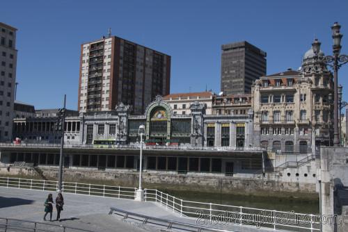 Estación FEVE Bilbao