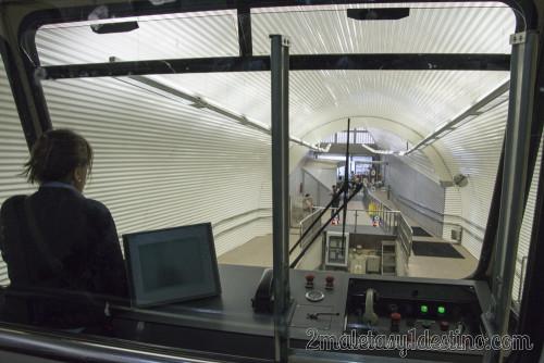 Estación del Funicular de Archanda