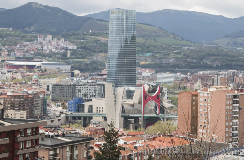 Museo Guggenheim y Torre Iberdrola