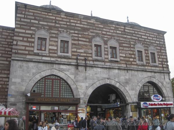 Puerta Bazar Egipcio Especias Estamubl