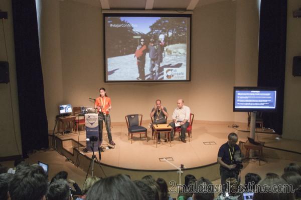 Blogosfera viajera con Ester Martin, José David Jurado y Pakus