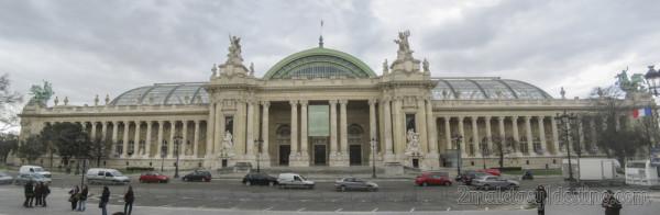 Gran Palacio - Grand Palais en París