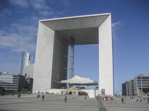 Grande Arche en La Défense