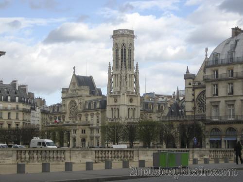 Iglesia de Saint-Germain-l'Auxerrois