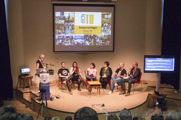 Mesa redonda Asociaciones bloggers viajes