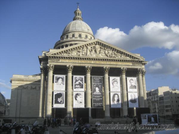 Panteón de París - Le Panthéon
