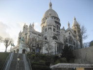 Sacré-Cœur en Montmartre