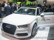 Audi A4 con tecnología Nvidia Tegra