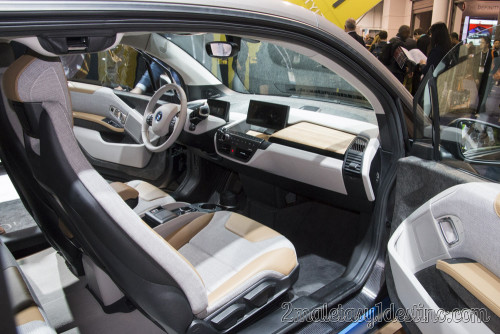 BMW i3 Nvidia Tegra