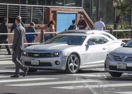 Chevrolet Camaro SS (Super Sport)