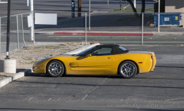 Chevrolet Corvette C5 Las Vegas