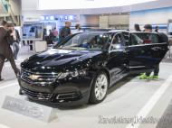 Chevrolet Impala CES Las Vegas 2014