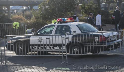 Ford Crown Victoria Policía Las Vegas