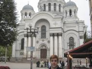 Iglesia de San Miguel Arcángel en Kaunas
