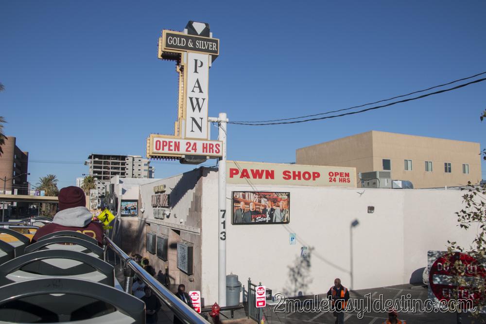 Pawn Shop Las Vegas Flamingo