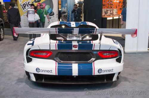 SRT Viper GTS-R CES 2014