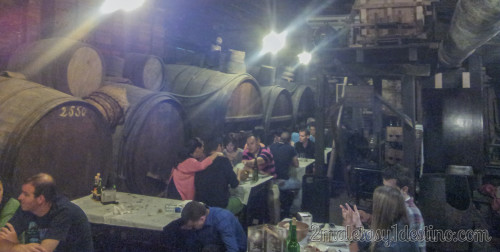 Sidrería el Polesu - Cangas de Onís - Asturias gastronomía