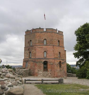 Torre de Gediminas - Vilnius