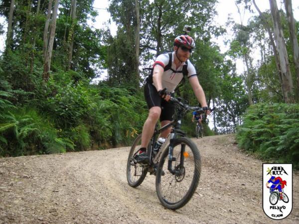 Alfonso Eguino descenso bici btt