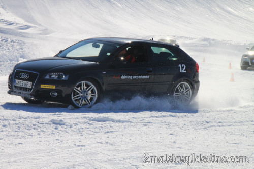 Audi A3 - Audi Driving Experience