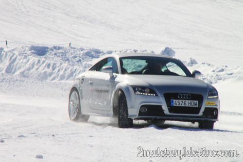 Audi TT Driving Experience