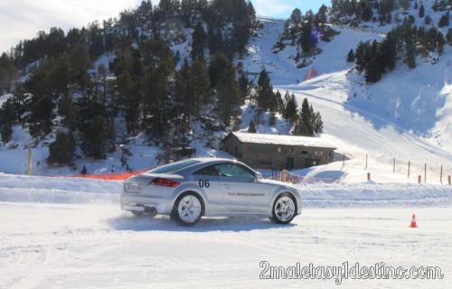 Audi TT en Andorra