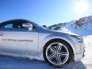 Audi TT en Audi Driving Experience Winter