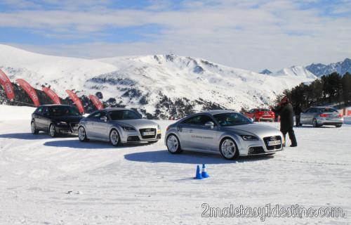 Audi TT y Audi A3