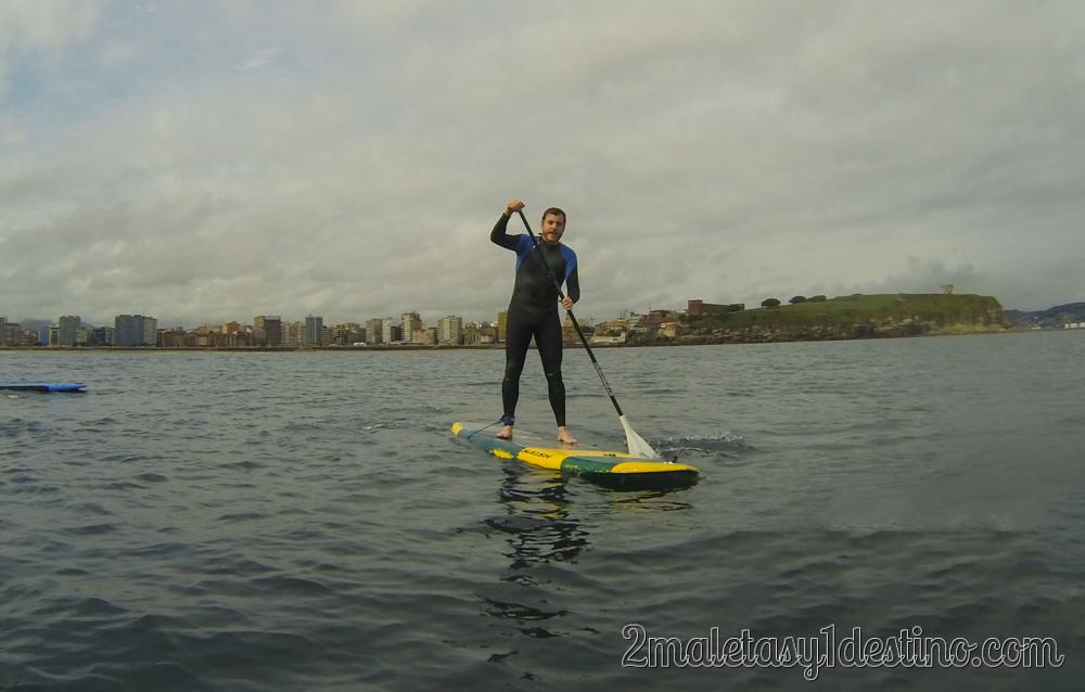 Surfer Arschloch Probe 1
