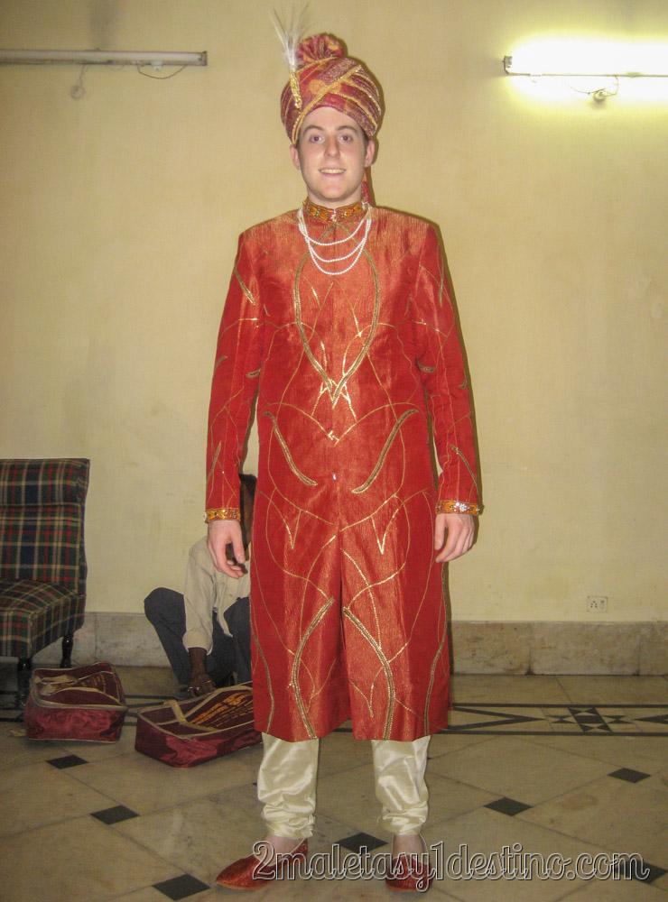 social indio trajes