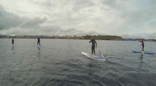 Bautismo paddle surf iniciacion