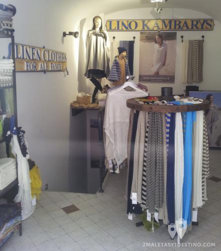 Lino en Vilnius