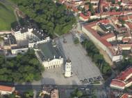 Vilnius desde el aire