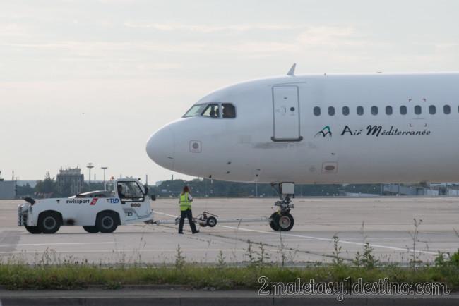 Airbus 321-111 Air Méditerranée