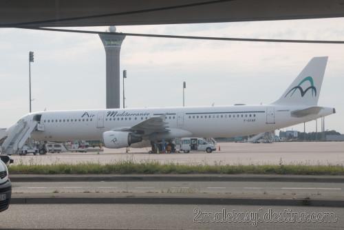Airbus 321-111 (F-GYAP) Air Méditerranée