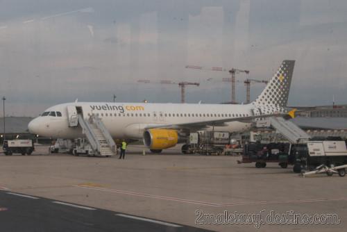 Airbus A320-214 (EC-LOC) Vueling