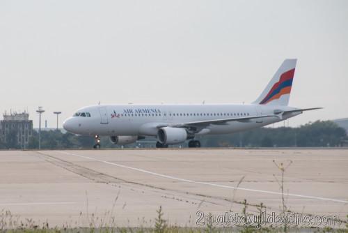Airbus A320-214 (EK32050) Air Armenia