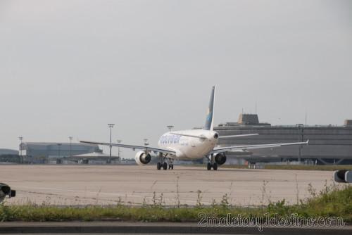 Airbus A320-232 Nouvelair Tunisie