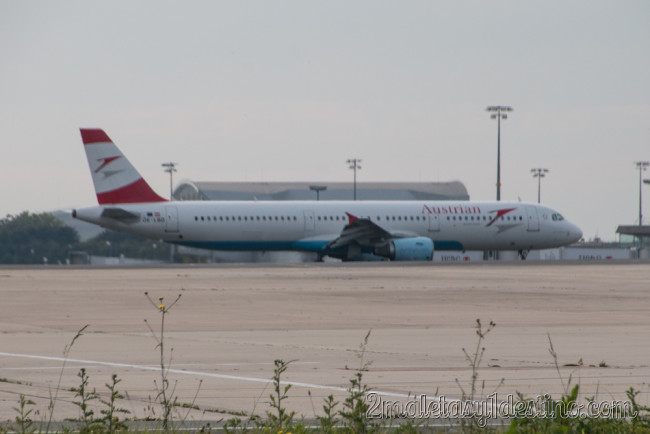 Airbus A321-211 (OE-LBD) Austrian Airlines