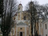 Iglesia Ortodoxa del Espíritu Santo (Vilnius)