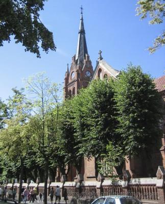 Iglesia de la Ascensión La Santísima Virgen María (Palanga)